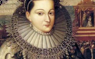Первая русская императрица Марина Мнишек — интересные факты