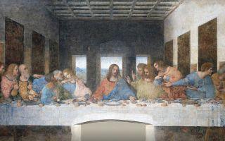 Фреска Леонардо да Винчи «Тайная вечеря» — интересные факты