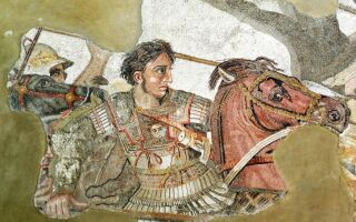 Александр Македонский — интересные факты
