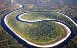 Российские реки и озера — интересные факты