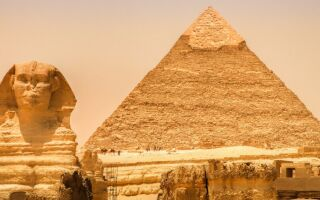 Пирамида Хеопса — интересные факты