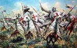 Рыцари — интересные факты