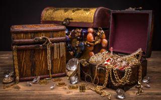 Клады и сокровища — интересные факты