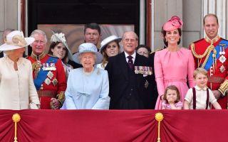 Королевская семья Великобритании — интересные факты