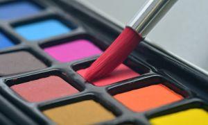 Интересные факты об акварельных красках