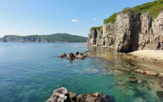 Японское море — интересные факты