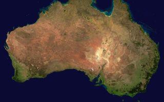 Австралия — интересные факты
