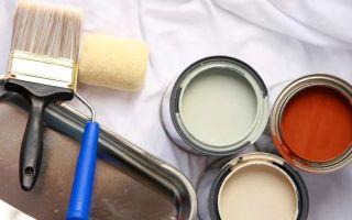 Как удалить пятна от краски с одежды
