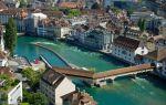 Интересное в Люцерне, Швейцария