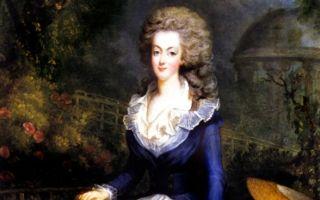 Мария Антуанетта — интересные факты