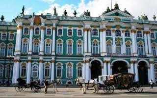Зимний дворец — интересные факты