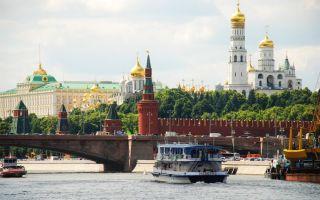 Москва — интересные факты