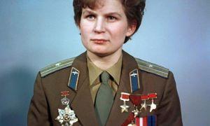 Валентина Терешкова — интересные факты