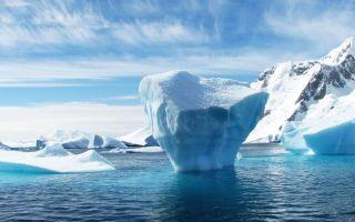 Интересные фаты о Антарктиде