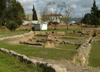 Руины афинского лицея