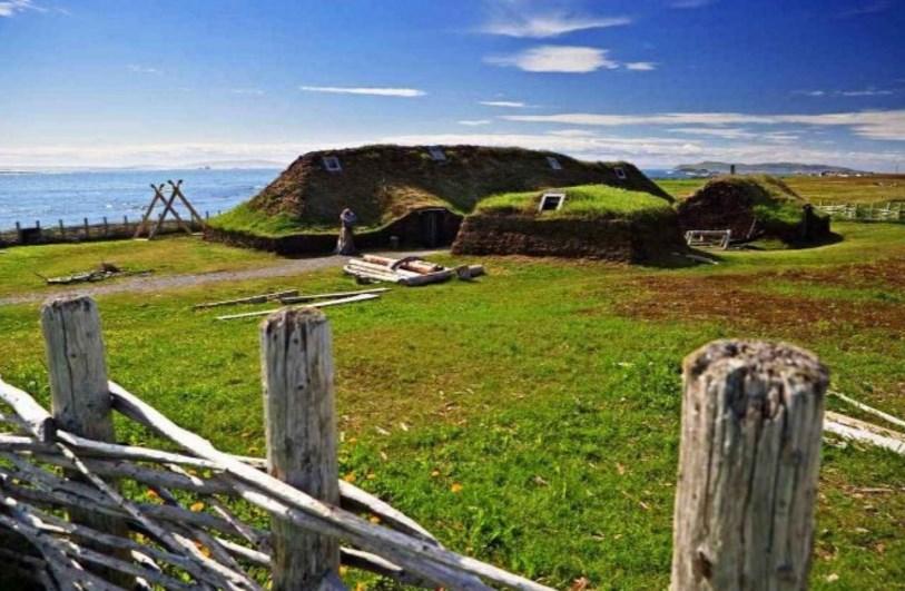 Викинги в Ньюфаундленде