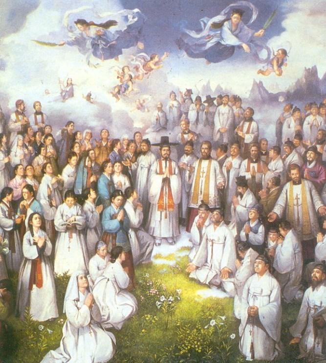 Китайские святые мученики