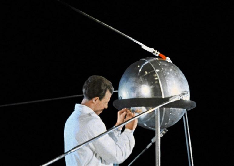 Создание космического аппарата