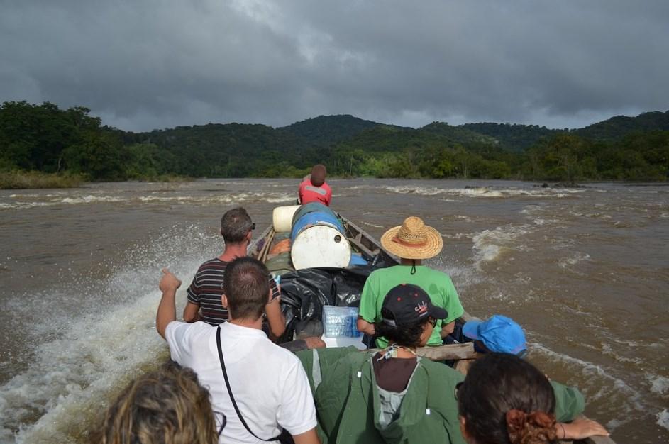 Туризм в Суринаме