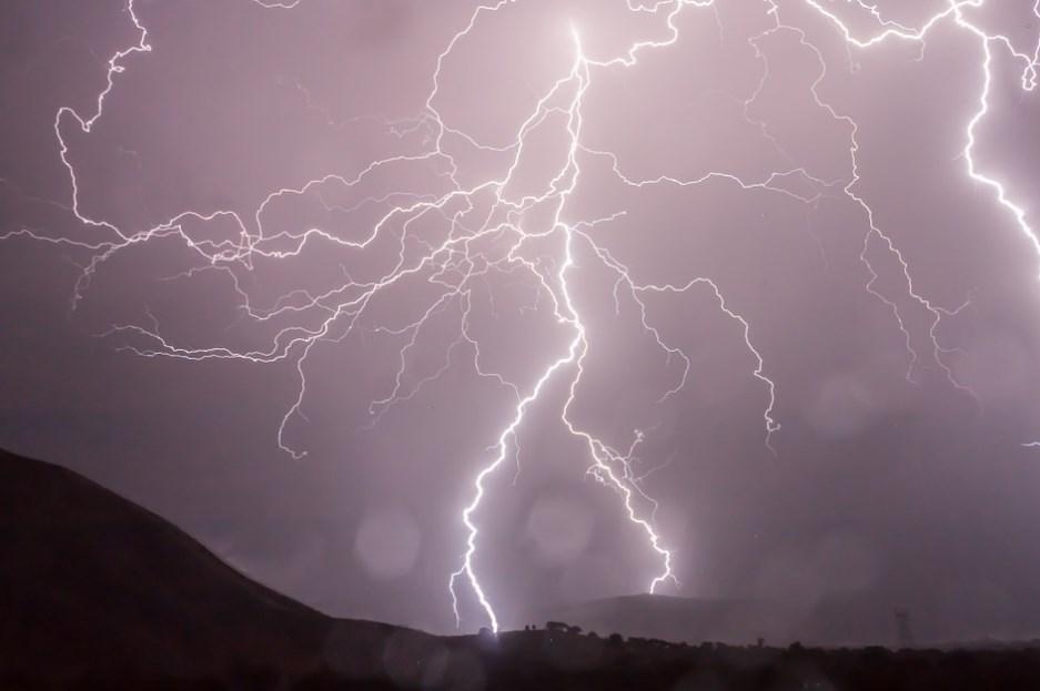 Атмосферный электрический разряд
