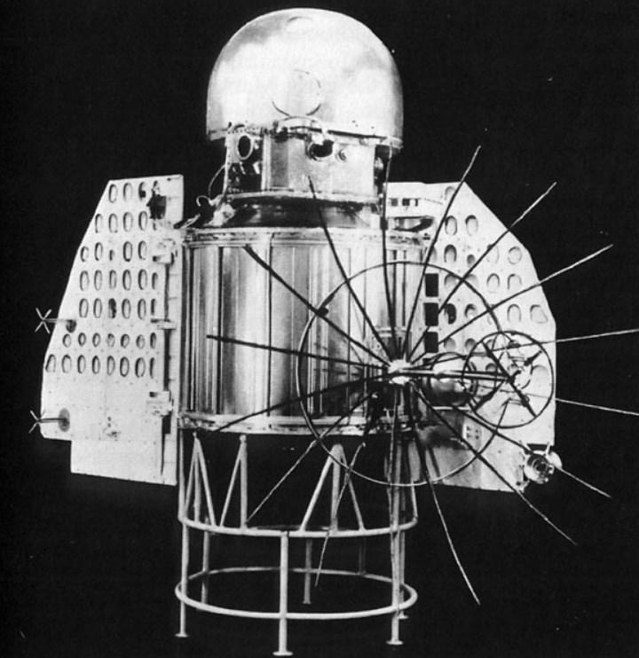 Первый космический аппарат