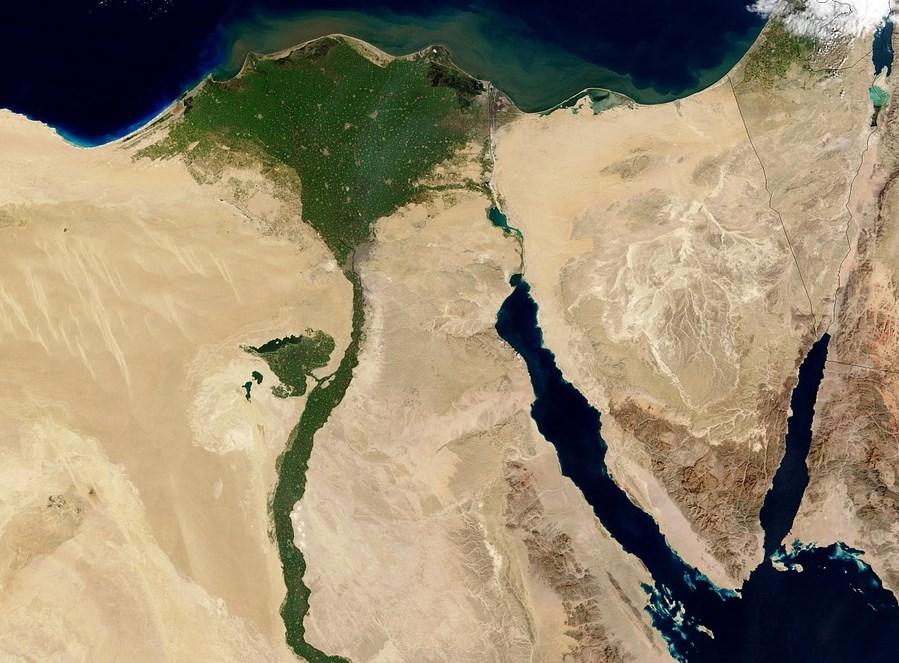 В Египте