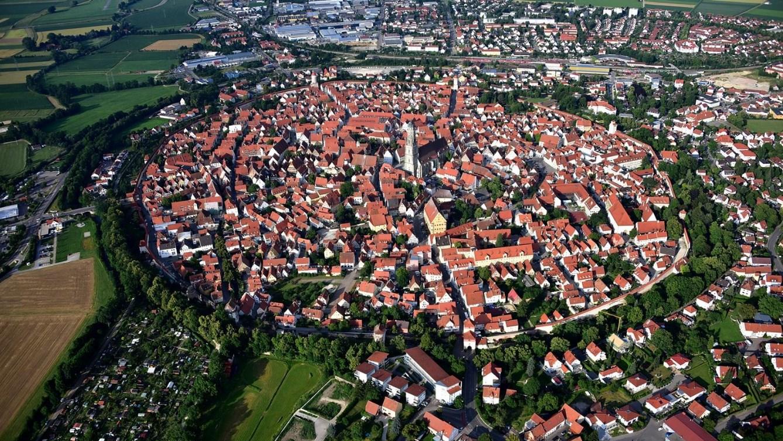 Город Нордлинген
