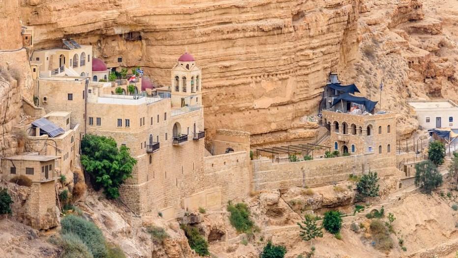 Монастирь
