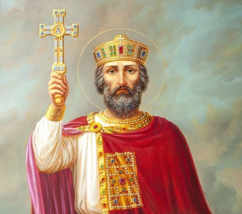 Картинка равноапостольного князя владимира