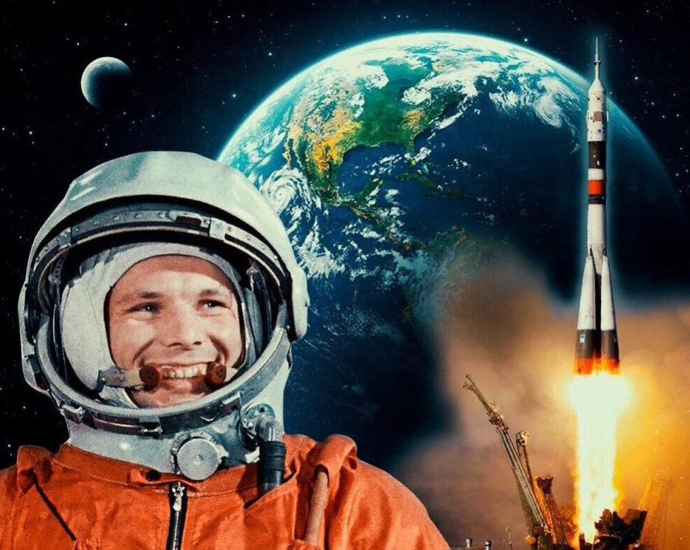 дочери картинки полета в космос юрия гагарина девушка